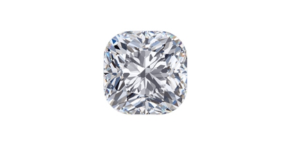 Diamond Shapes - Cushion
