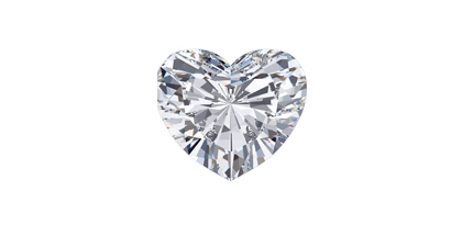 Diamond Shapes - Heart